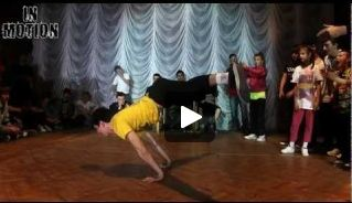 SOUTH STREET 2 - POWER RECORDS | IN MOTION | break dance | hip hop | popping