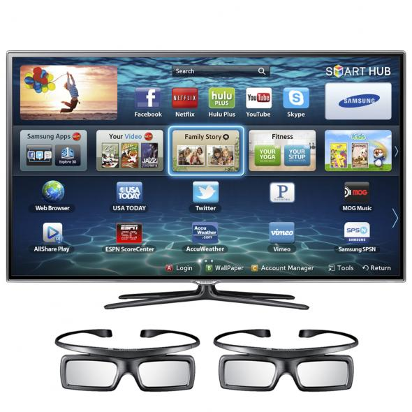 Samsung Smart-TV